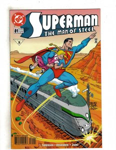 Superman: The Man of Steel #81 (1998) OF22