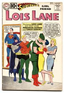 SUPERMAN'S GIRL FRIEND LOIS LANE #29-BATMAN-SUPERMAN