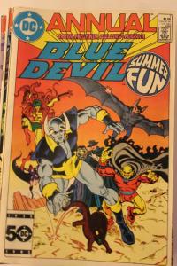 Blue Devil Annual 1
