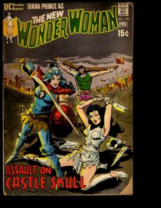 Wonder Woman # 192 VG/FN DC Comic Book Justice League Batman Superman Flash NE3