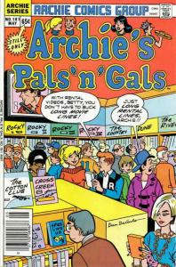 Archie's Pals 'n Gals #181 FN; Archie | save on shipping - details inside