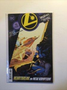 Legion Of Super-Heroes 11 Near Mint Nm Dc Comics