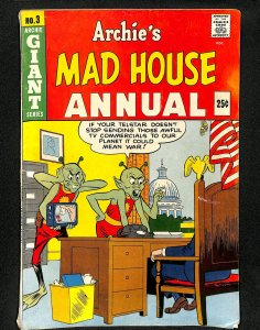 Archie's Madhouse Annual #3 (1965)