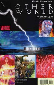 Otherworld #3 VF/NM; DC | save on shipping - details inside