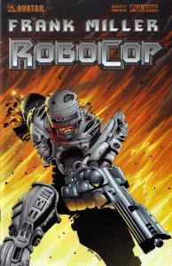 Robocop (Frank Miller's…) #1A VF/NM; Avatar | save on shipping - details inside