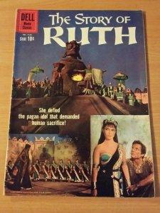 The Story of Ruth #1144 ~ FINE - VERY FINE VF ~ 1960 DELL COMICS