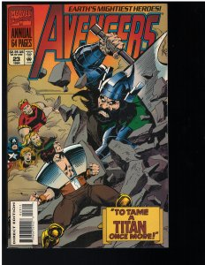 Avengers #23 Annual (Marvel, 1994)
