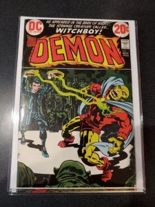 THE DEMON #7 JACK KIRBY