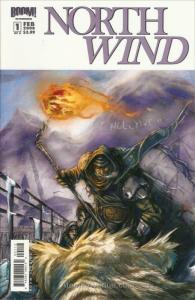 North Wind #1 (2nd) VF/NM; Boom! | save on shipping - details inside