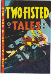 E.C. Classics #9: Two-Fisted Tales #34