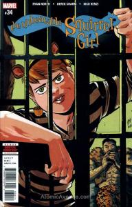 Unbeatable Squirrel Girl, The (2nd Series) #34 VF/NM; Marvel | save on shipping