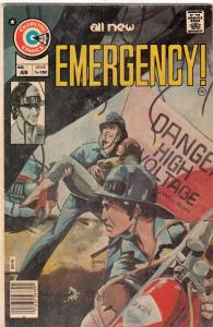 Emergency #1 (Jun-76) VG/FN- Mid-Grade