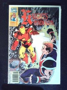 Knights of Pendragon (UK) #11 (1991)