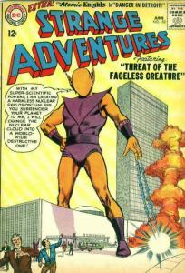 Strange Adventures #153 FN; DC | save on shipping - details inside