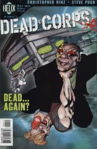 Dead Corpse #4, NM + (Stock photo)