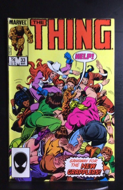 The Thing #33 (1986)