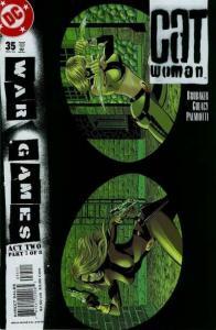 Catwoman (2002 series) #35, NM- (Stock photo)