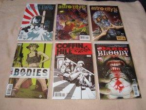 LOT OF 35 UNREAD MODERN DC/VERTIGO COMICS - INCLUDES RED THORN # 1