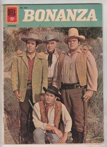 Four Color #1221 (Nov-61) VG+ High-Grade Lorne Green, Michael Landon, Dan Blo...
