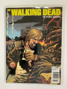The Walking Dead Titan Magazines Art Covers 17 Diff 8.0 VF (2012-17)