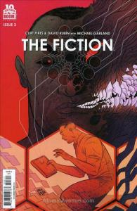 Fiction, The (Boom!) #3 VF/NM; Boom! | save on shipping - details inside