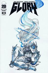 Glory #28 VF/NM; Image | save on shipping - details inside