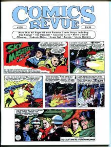 Comics Revue #155 1998-Kirby & Wood-Sky Masters-Phantom-Modesty Blaise-Tarzan-VF