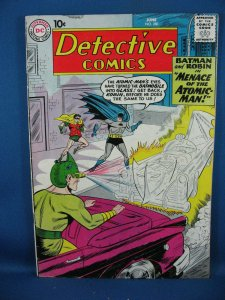 Detective Comics #280 (Jun 1960, DC) Fine+ Batman