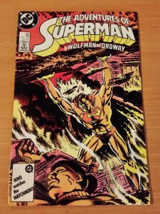 Adventures of Superman #432 ~ NEAR MINT NM ~ (1987, DC Comics)