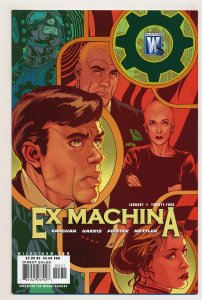 Ex Machina (2004) #24 NM