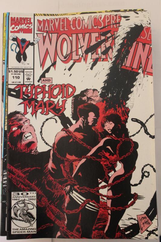 Marvel Comics Presents 110 NM