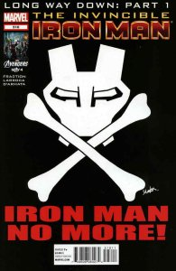 Invincible Iron Man #516 VF/NM; Marvel   save on shipping - details inside