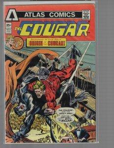 Cougar #2 (Atlas, 1975)