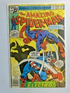 Amazing Spider-Man #187 1st Series 4.0 VG (1978)