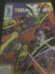 Marvel Terminators X #4 Mint Feat New Mutants