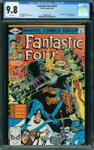 Fantastic Four #219 (Marvel, 1980) CGC 9.8 - Highest Graded!