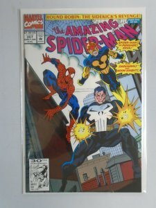 Amazing Spider-Man #357 featuring the Punisher 6.0 FN (1992 1st Series)