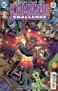 Kamandi Challenge, The #12A VF; DC | save on shipping - details inside