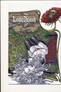 Lady Death #4 Boundless Wrap Cover (SIC039)