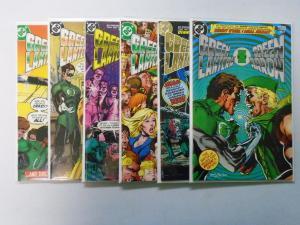 Green Lantern Green Arrow, Near Set:#1-7, Missing:#6, 8.0/VF (1983)