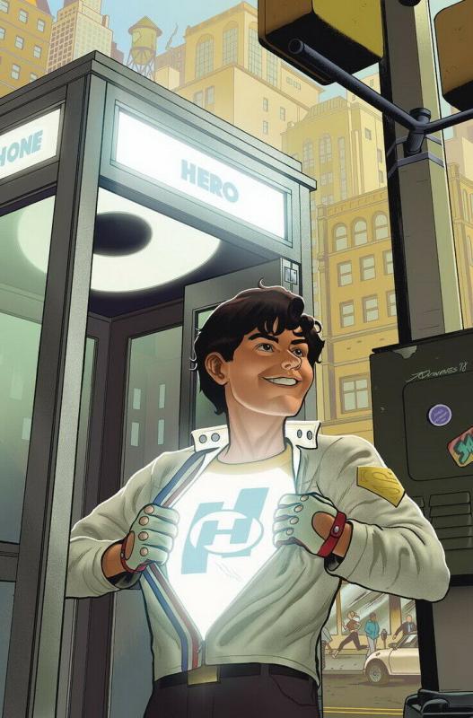 DIAL H FOR HERO (2019 DC) #4 PRESALE-06/26