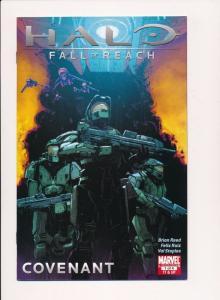 HALO, Fall of Reach, COVENANT #1 ~ Marvel Comics 2011 ~ NM (HX566)