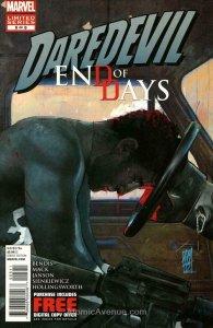 Daredevil: End of Days #5 FN; Marvel | save on shipping - details inside