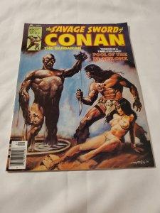 Savage Sword of Conan 22 VF
