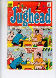 Jughead, Archie's Pal #170 (Jul-69) FN- Mid-Grade Archie, Betty, Veronica, Re...