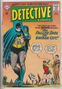 Detective Comics #330 (Aug-64) VG/FN Mid-Grade Batman, Robin