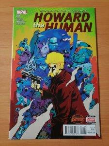 Howard The Human #1 ~ NEAR MINT NM ~ 2015 Marvel Comics