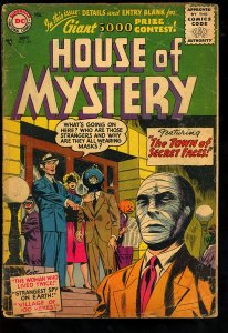 House of Mystery #54 (1956)