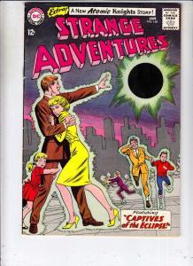 Strange Adventures #160 (Jan-64) VF/NM High-Grade Atomic Knights