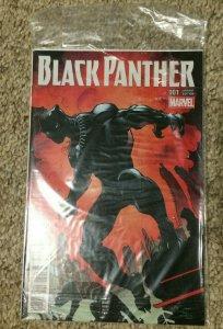 Black Panther #001 Variant Fried Pie Still in Sealed Plastic NM+ 2016 Marvel